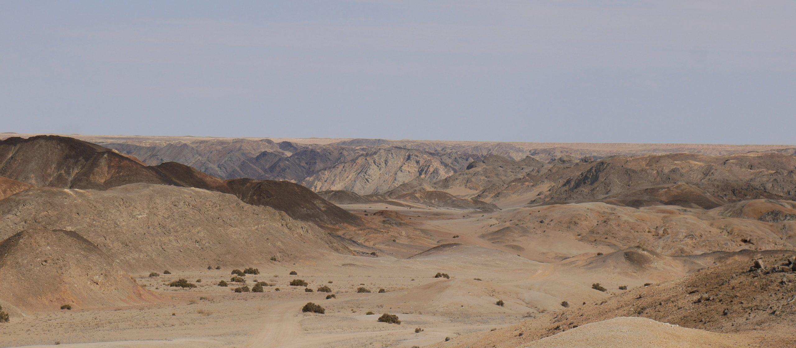 OS-Moon landscape
